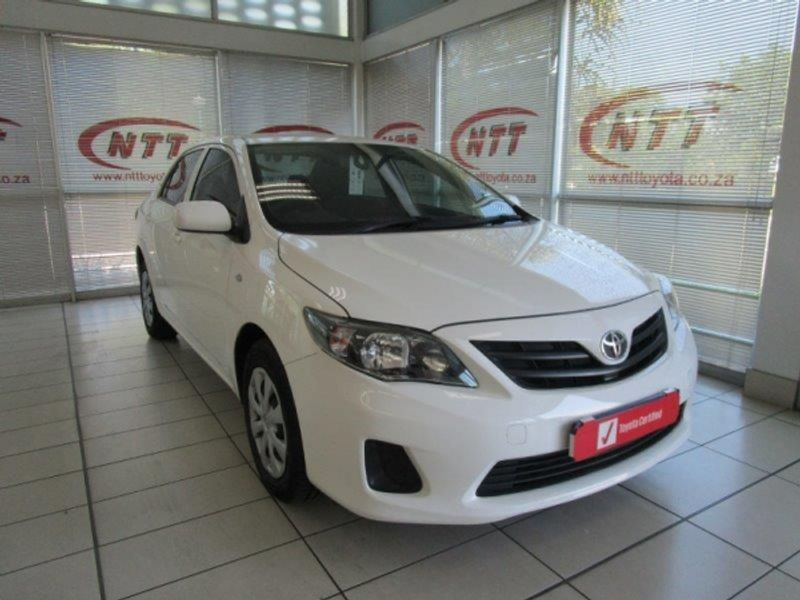 2018 Toyota Corolla Quest 1.6 Auto Mpumalanga Hazyview_0