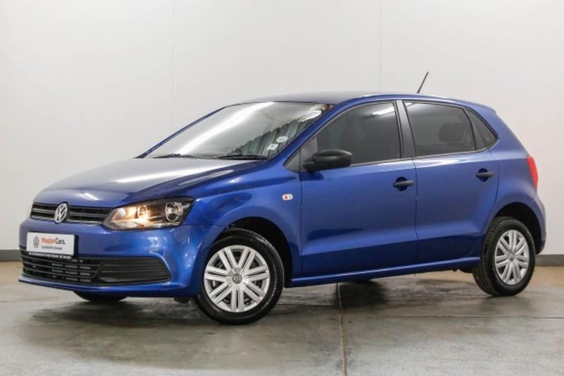 2021 Volkswagen Polo Vivo 1.4 Trendline 5-Door North West Province Potchefstroom_0