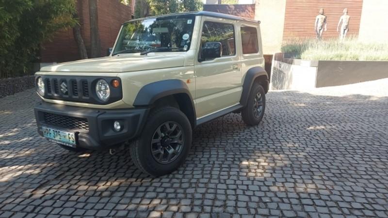 2021 Suzuki Jimny 1.5 GLX Free State Bloemfontein_0