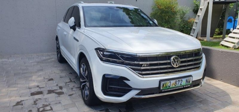 2021 Volkswagen Touareg 3.0 TDI V6 Executive Northern Cape Kimberley_0