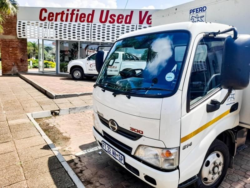 2017 Hino 300 614 Auto SWB FC CC AH3 Limpopo Louis Trichardt_0