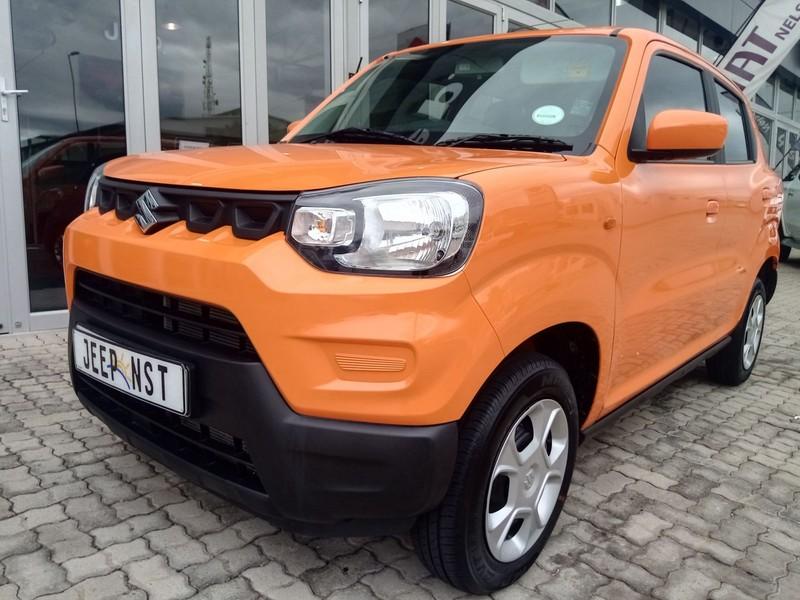 2021 Suzuki S-Presso 1.0 GL Mpumalanga Nelspruit_0