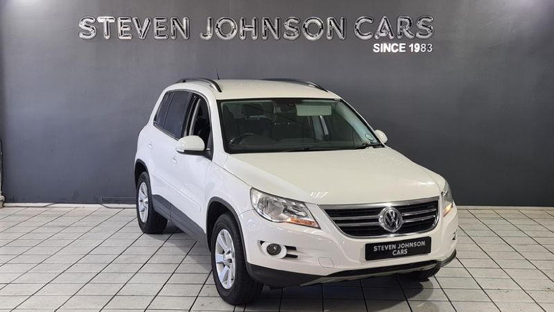 2009 Volkswagen Tiguan 1.4 TSI TrackField 4Motion Western Cape Cape Town_0