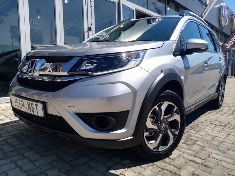 2021 Honda BR-V 1.5 Comfort Face-Lift Mpumalanga Nelspruit_0