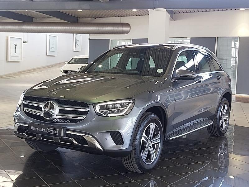 2020 Mercedes-Benz GLC 220d 4MATIC Western Cape Cape Town_0
