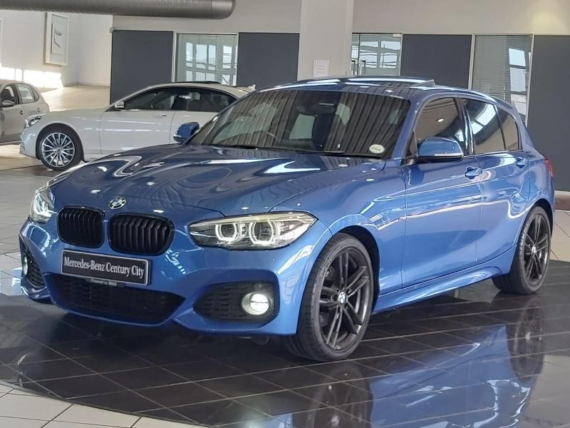 2018 BMW 1 Series 120i Edition M Sport Shadow 5-Door Auto F20 Western Cape Cape Town_0