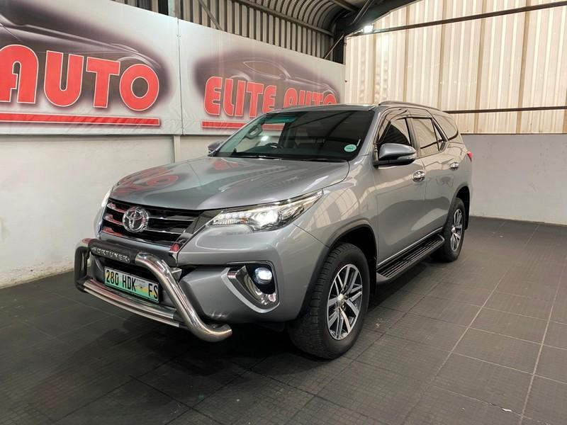 2017 Toyota Fortuner 2.8GD-6 4X4 Auto Gauteng Vereeniging_0