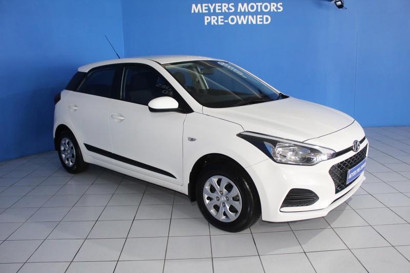 2018 Hyundai i20 1.2 Motion Eastern Cape East London_0