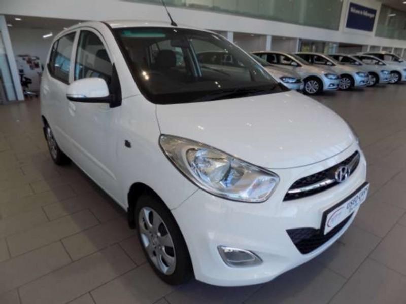 2017 Hyundai i10 1.1 Motion Auto Western Cape Paarl_0