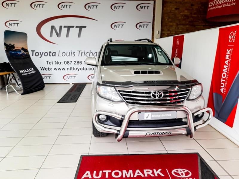 2014 Toyota Fortuner 3.0d-4d 4x4  Limpopo Louis Trichardt_0