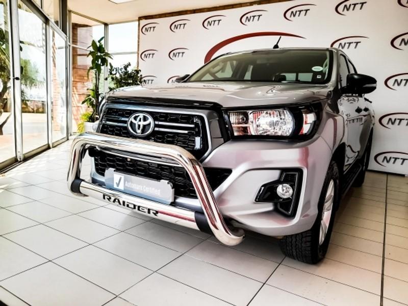 2019 Toyota Hilux 2.4 GD-6 RB SRX Auto Double Cab Bakkie Limpopo Louis Trichardt_0