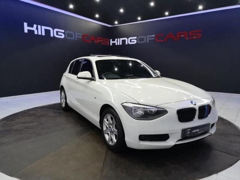 2013 BMW 1 Series 118i Sport Line 5dr At f20  Gauteng Boksburg_0