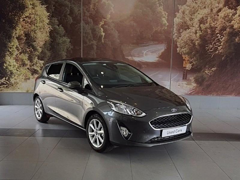 2021 Ford Fiesta 1.0 Ecoboost Trend 5-Door Auto Gauteng Pretoria_0