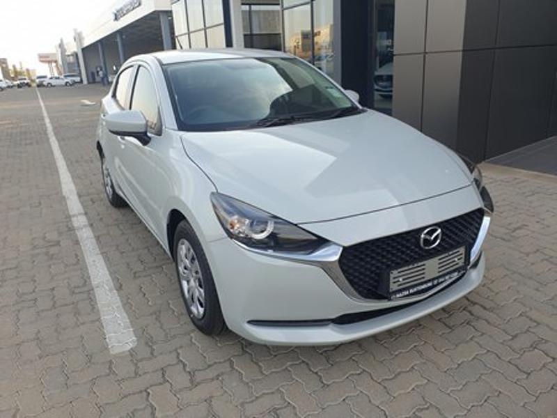 2021 Mazda 2 1.5 Active 5-Door North West Province Rustenburg_0