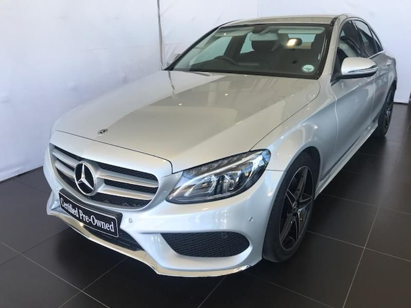 2018 Mercedes-Benz C-Class C180 Edition-C Auto Western Cape Paarl_0
