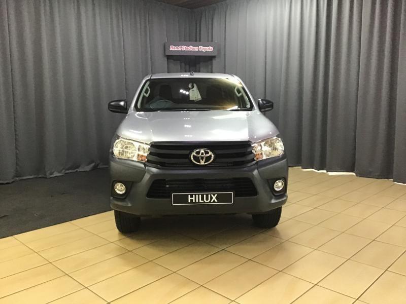2021 Toyota Hilux 2.4 GD-6 SR 4x4 Double Cab Bakkie Gauteng Rosettenville_0