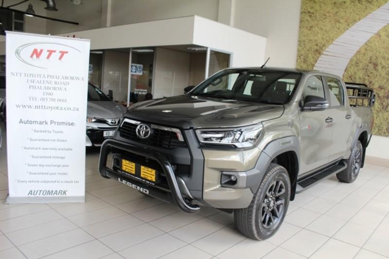 2021 Toyota Hilux 2.8 GD-6 RB Legend Auto Double Cab Bakkie Limpopo Phalaborwa_0