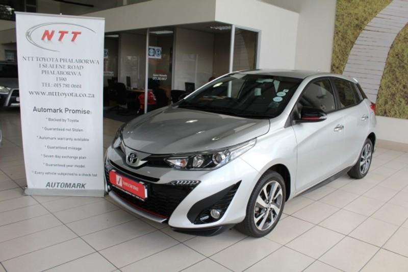2020 Toyota Yaris 1.5 Sport 5-Door Limpopo Phalaborwa_0