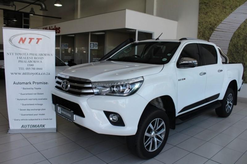 2018 Toyota Hilux 2.8 GD-6 Raider 4x4 Double Cab Bakkie Limpopo Phalaborwa_0