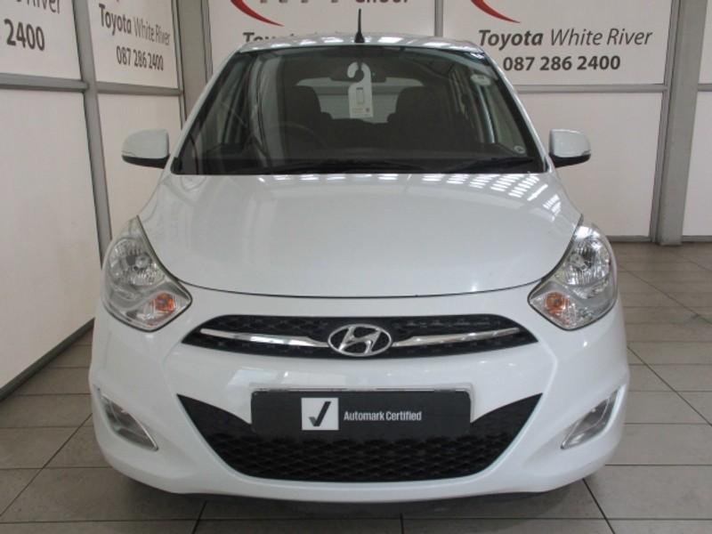 2014 Hyundai i10 1.1 Gls  Mpumalanga White River_0
