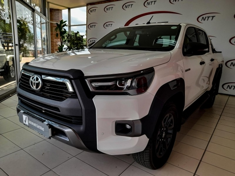 2021 Toyota Hilux 2.8 GD-6 RB Legend Double Cab Bakkie Limpopo Louis Trichardt_0