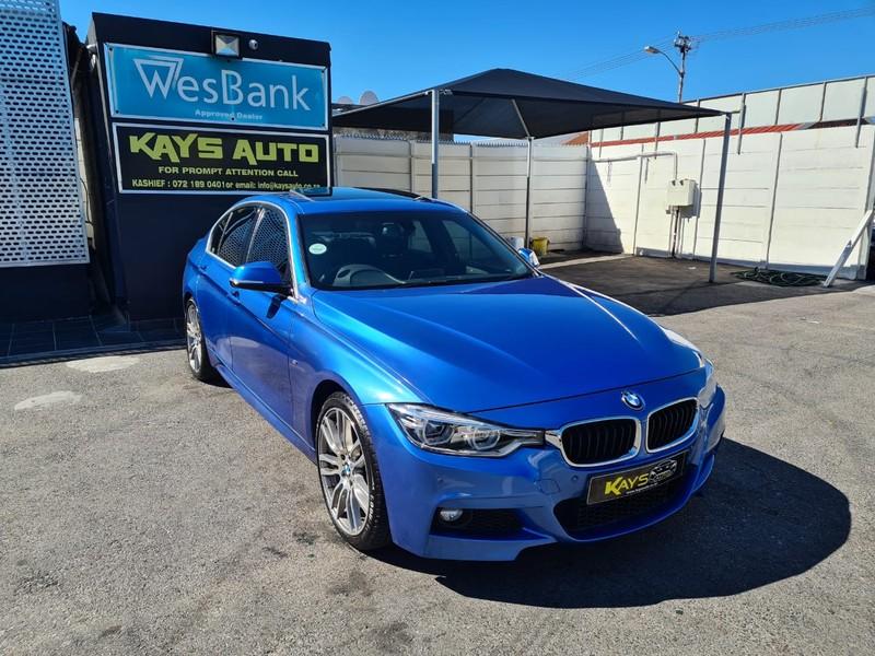 2016 BMW 3 Series 320i M Sport Auto Western Cape Athlone_0