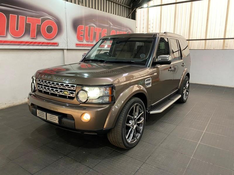 2010 Land Rover Discovery 4 3.0 Tdv6 Se  Gauteng Vereeniging_0