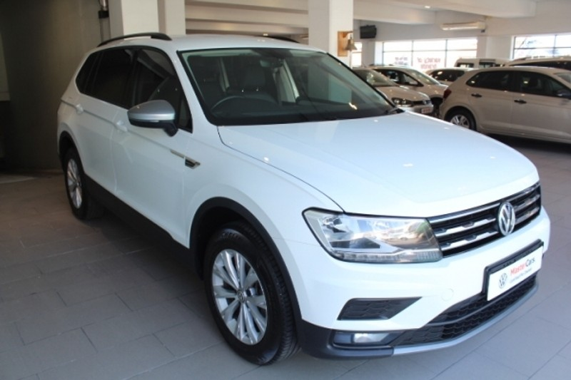 2020 Volkswagen Tiguan Allspace 1.4 TSI Trendline DSG 110KW Eastern Cape East London_0