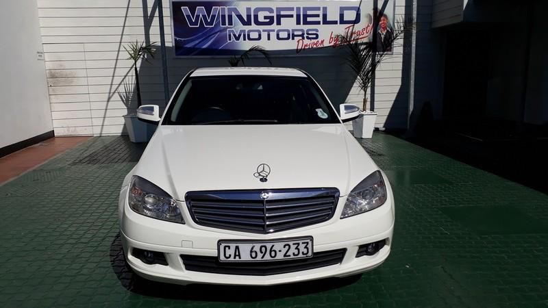 2008 Mercedes-Benz C-Class C200k Classic At  Western Cape Cape Town_0