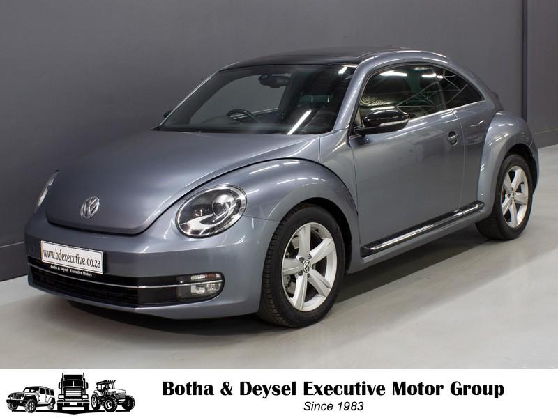 2013 Volkswagen Beetle 1.4 Tsi Sport Dsg  Gauteng Vereeniging_0