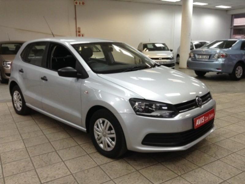 2020 Volkswagen Polo Vivo 1.4 Trendline 5-Door Free State Bloemfontein_0