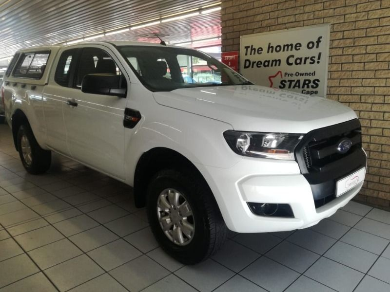 2018 Ford Ranger 2.2TDCi XL PU SUPCAB Western Cape Bellville_0