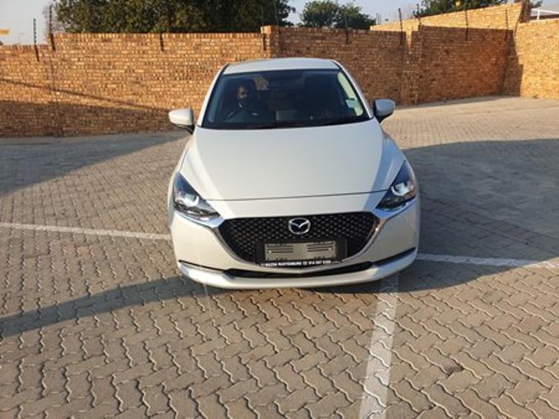 2021 Mazda 2 1.5 Dynamic 5-Door North West Province Rustenburg_0
