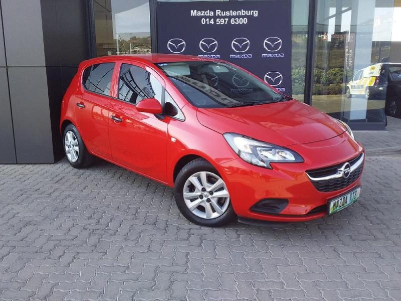 2018 Opel Corsa 1.0T Ecoflex Essentia 5-Door North West Province Rustenburg_0