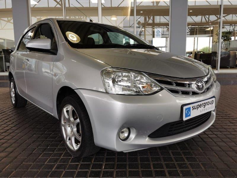 2014 Toyota Etios 1.5 Xs 5dr  Gauteng Johannesburg_0