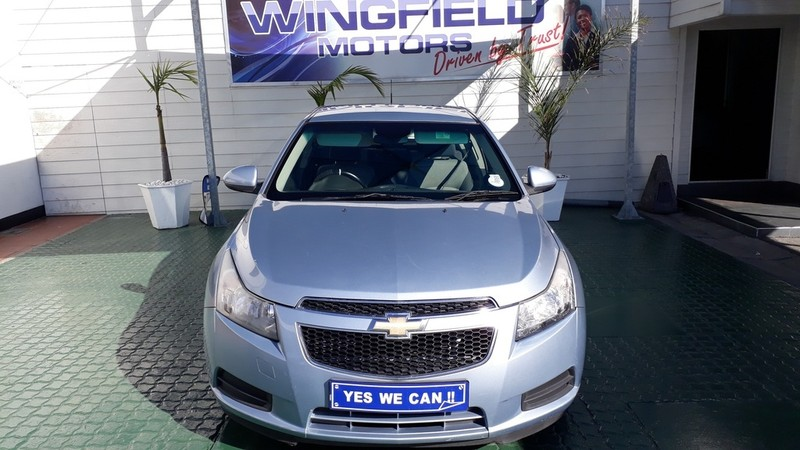2010 Chevrolet Cruze 1.6 L  Western Cape Cape Town_0