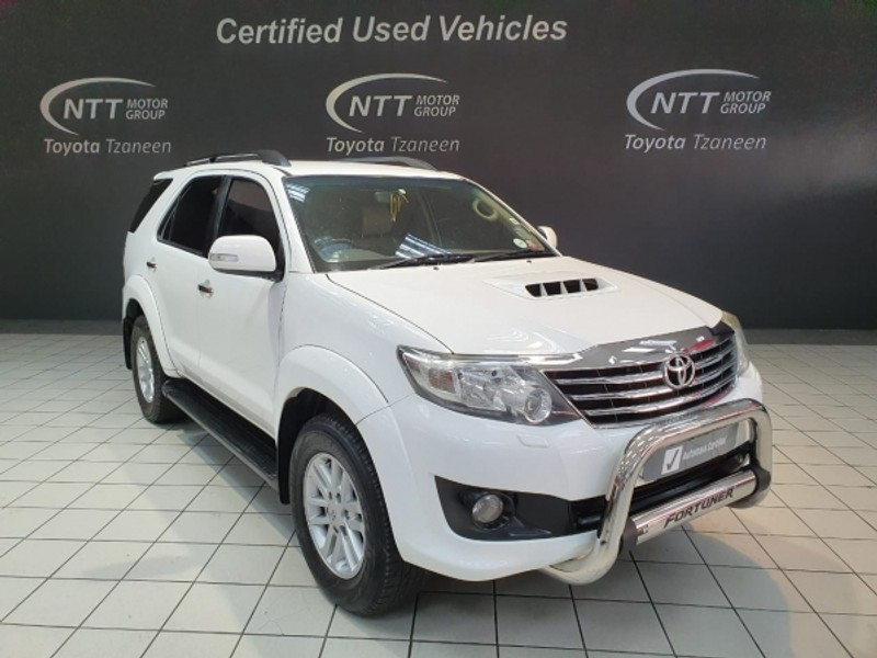 2011 Toyota Fortuner 3.0d-4d Rb  Limpopo Tzaneen_0