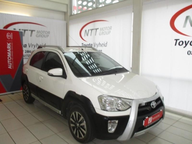 2021 Toyota Etios Cross 1.5 Xs 5Dr Kwazulu Natal Vryheid_0