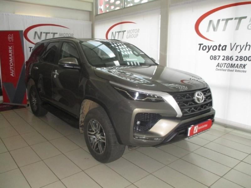 2021 Toyota Fortuner 2.4GD-6 RB Kwazulu Natal Vryheid_0