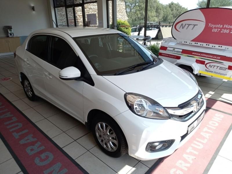 2018 Honda Brio 1.2 Comfort Limpopo Hoedspruit_0
