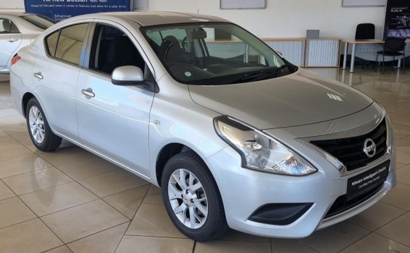 2018 Nissan Almera 1.5 Acenta Auto Kwazulu Natal Ladysmith_0