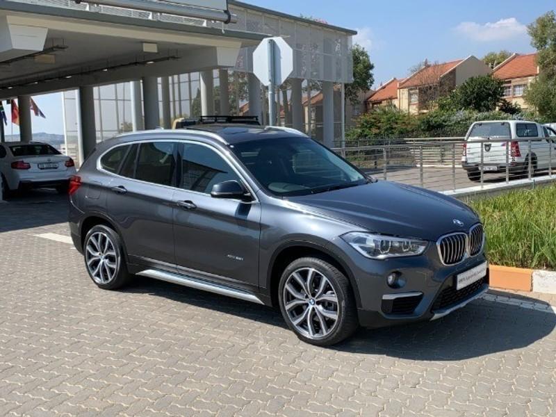 2016 BMW X1 xDRIVE25i xLINE Auto Gauteng Centurion_0