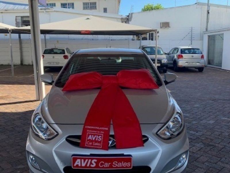 2017 Hyundai Accent 1.6 Gls  Western Cape Cape Town_0