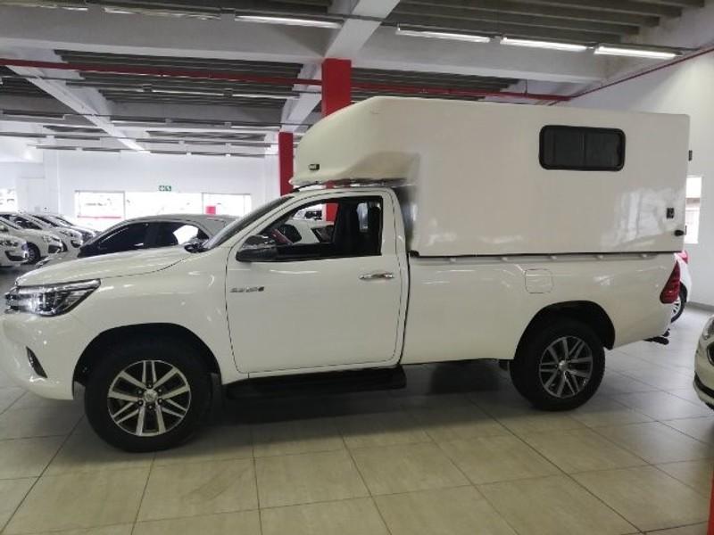 2018 Toyota Hilux 2.8 GD-6 RB Raider Auto Single Cab Bakkie Kwazulu Natal Pinetown_0