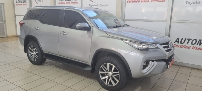 2018 Toyota Fortuner 2.8GD-6 RB Auto Limpopo Groblersdal_0