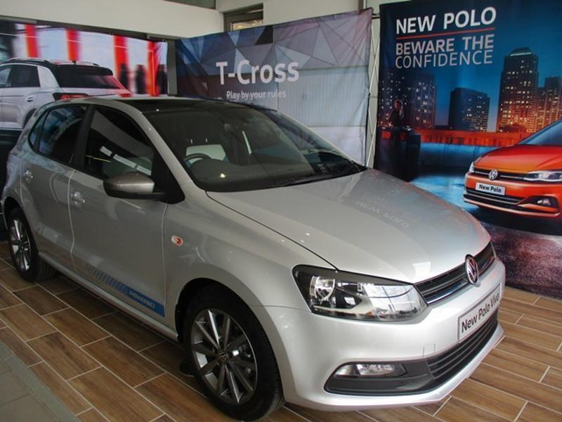 2021 Volkswagen Polo Vivo 1.4 Comfortline 5-Door North West Province Rustenburg_0