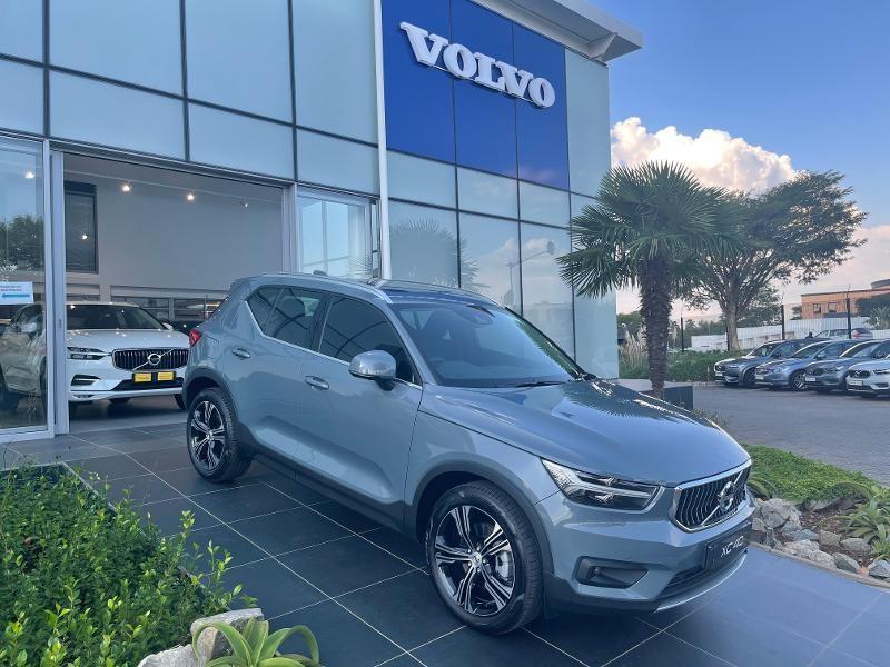 2021 Volvo XC40 D4 Inscription AWD Geartronic Gauteng Midrand_0