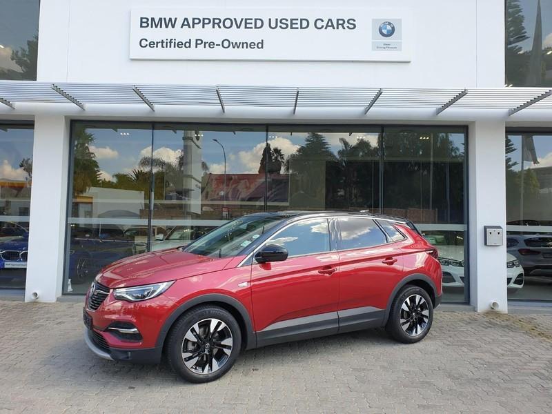 2020 Opel Grandland X 1.6T Auto Gauteng Johannesburg_0