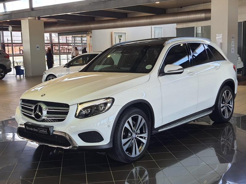 2016 Mercedes-Benz GLC 300 Exclusive Western Cape Cape Town_0