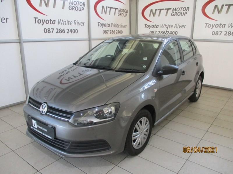 2020 Volkswagen Polo Vivo 1.4 Trendline 5-Door Mpumalanga White River_0